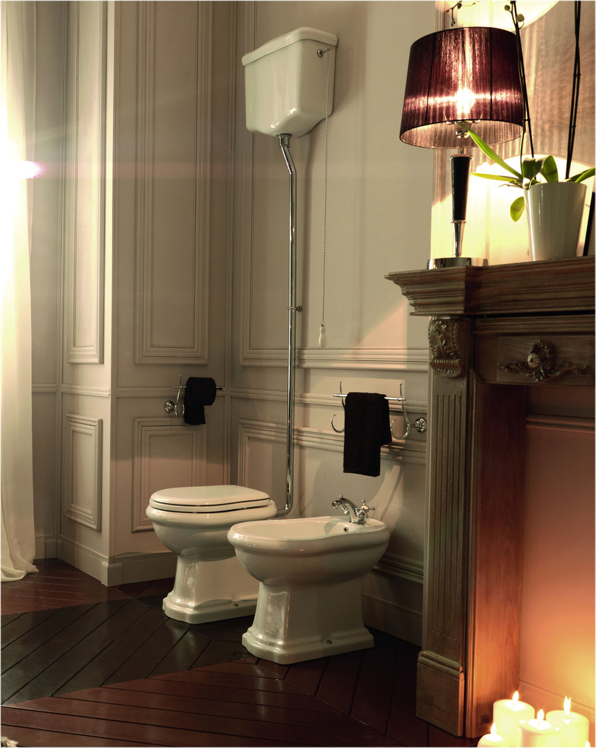 stand wc retro senkrechter abgang kaufen bei. Black Bedroom Furniture Sets. Home Design Ideas